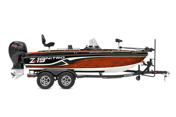 2020 Nitro boat for sale, model of the boat is ZV19 Sport & Image # 2 of 38