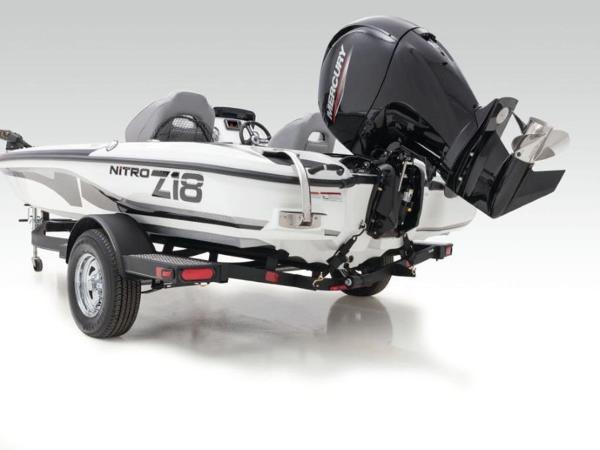 2020 Nitro boat for sale, model of the boat is Z18 & Image # 11 of 38