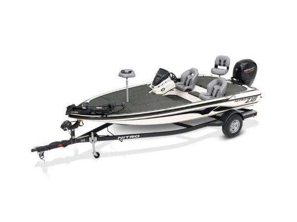 2020 Nitro boat for sale, model of the boat is Z18 & Image # 18 of 38