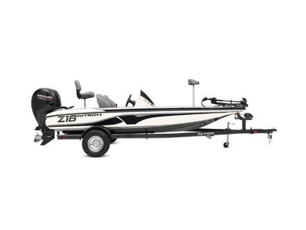 2020 Nitro boat for sale, model of the boat is Z18 & Image # 35 of 38