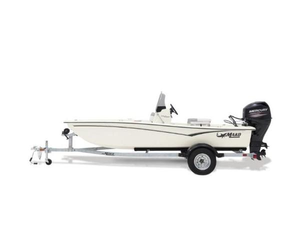 2020 Mako boat for sale, model of the boat is Pro Skiff 15 CC & Image # 5 of 33