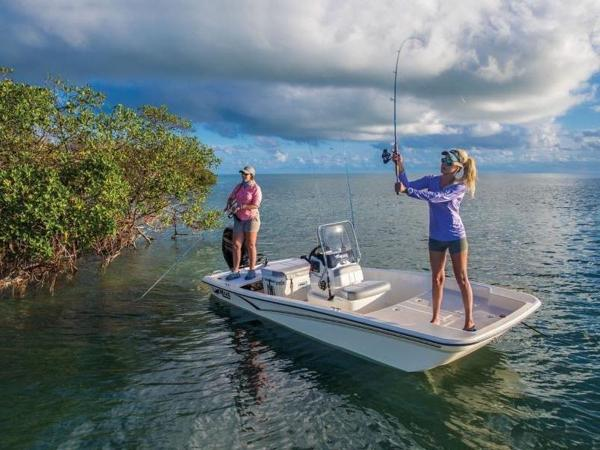 2020 Mako boat for sale, model of the boat is Pro Skiff 15 CC & Image # 11 of 33