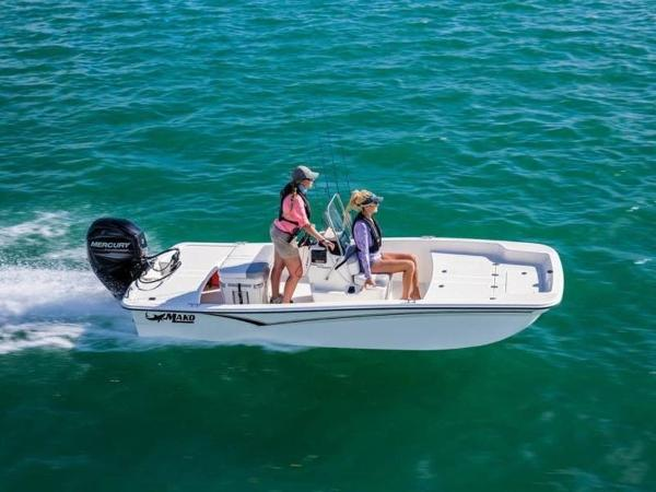 2020 Mako boat for sale, model of the boat is Pro Skiff 15 CC & Image # 1 of 33
