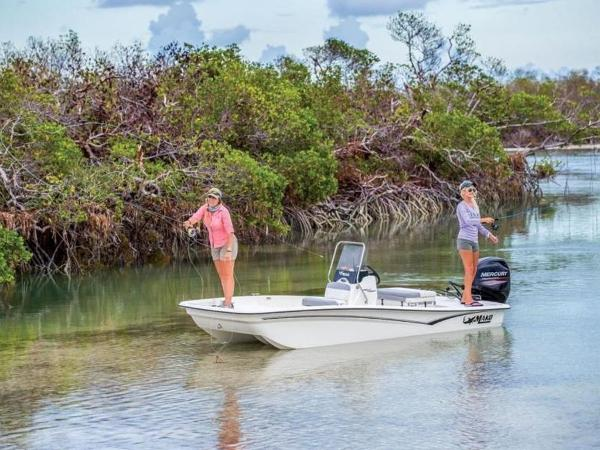 2020 Mako boat for sale, model of the boat is Pro Skiff 15 CC & Image # 23 of 33