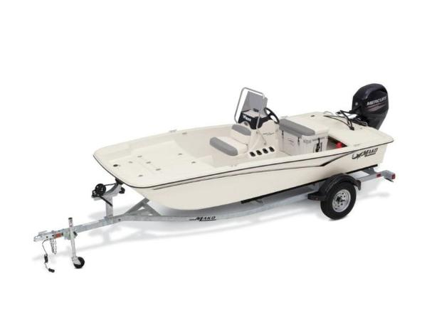 2020 Mako boat for sale, model of the boat is Pro Skiff 15 CC & Image # 27 of 33