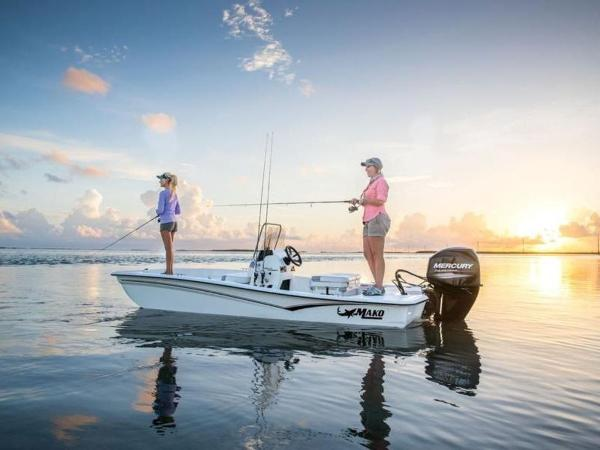2020 Mako boat for sale, model of the boat is Pro Skiff 15 CC & Image # 31 of 33