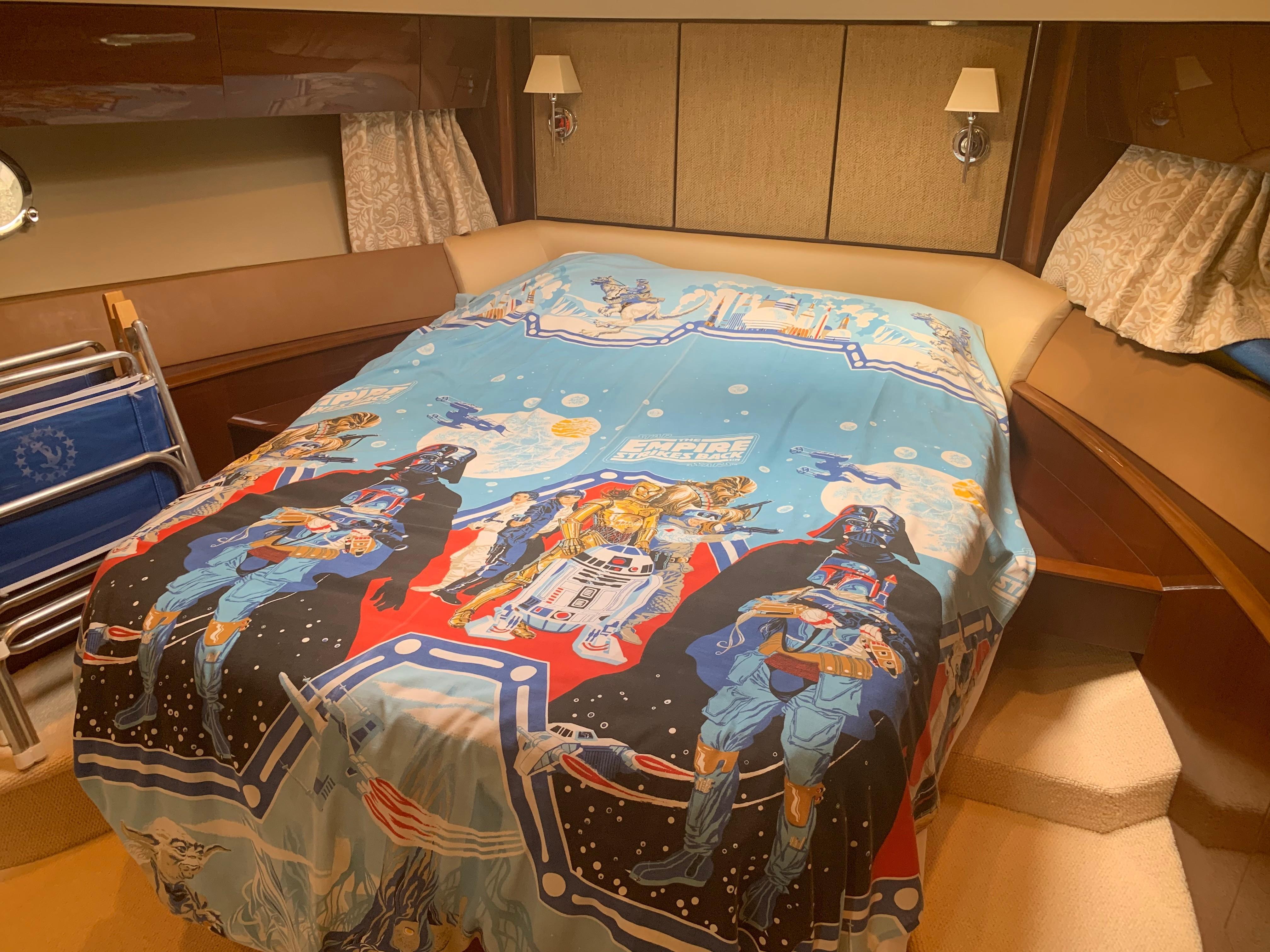 Princess 67 - VIP Cabin