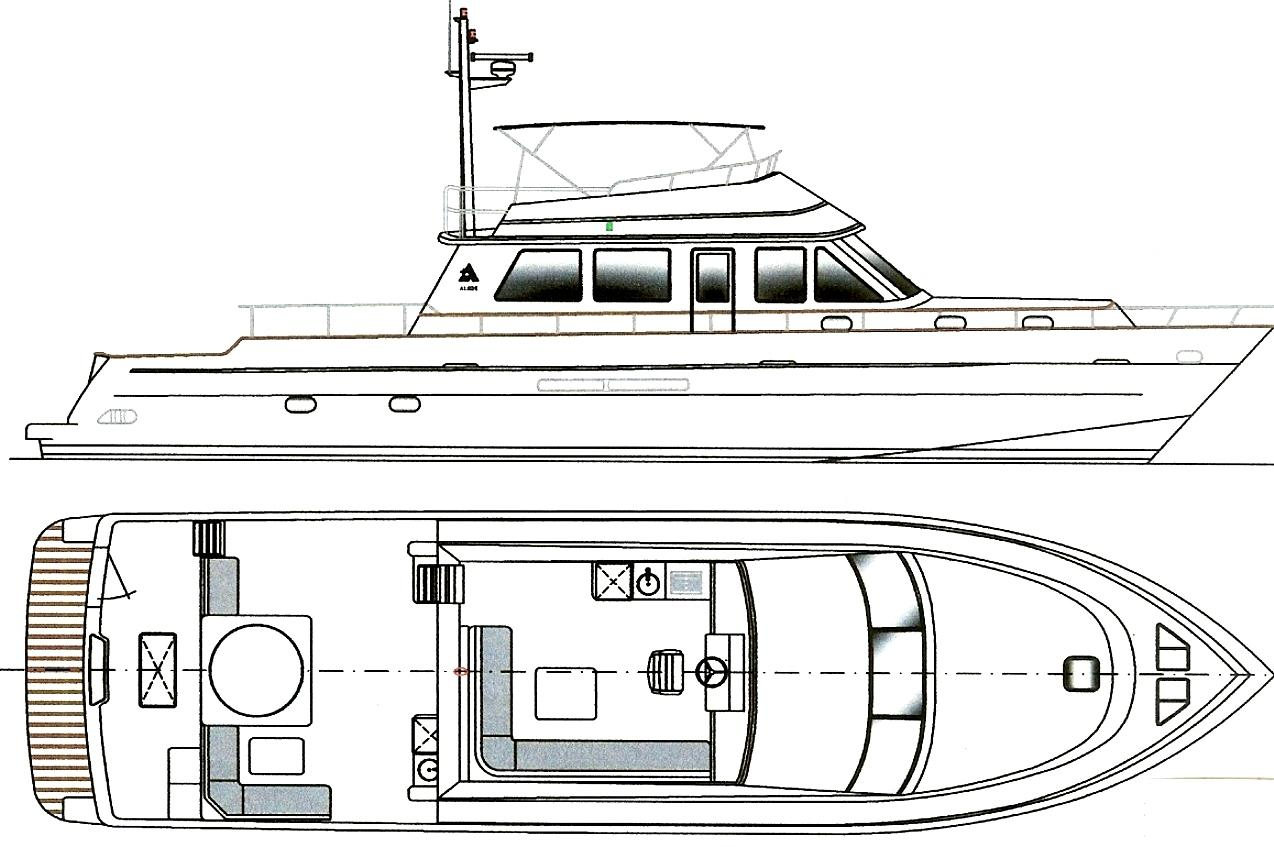 2016 Albin Yachts 65 NORTH SEA CUTTER