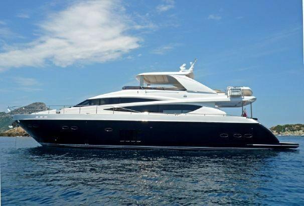 88.91 ft Princess 85 Motor Yacht