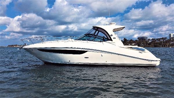2013 37' Sea Ray Sundancer