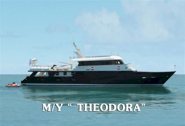 Custom Motor Yacht/Ocean Going