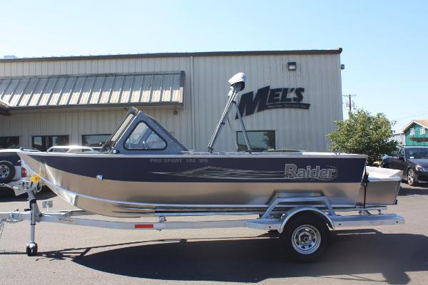 2017 SEA RAIDER 182 PRO SPORT for sale