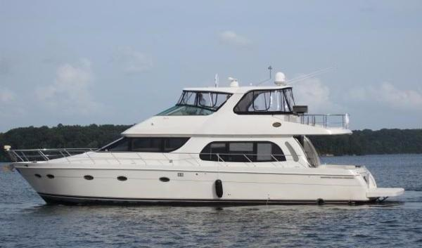 56 ft Carver 56 Voyager PH