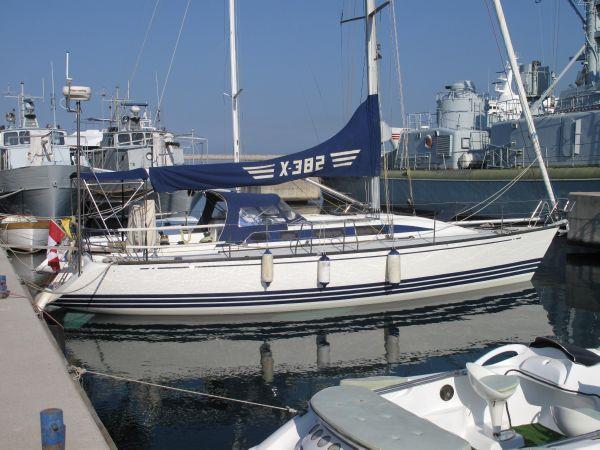 38' X-Yachts X-382