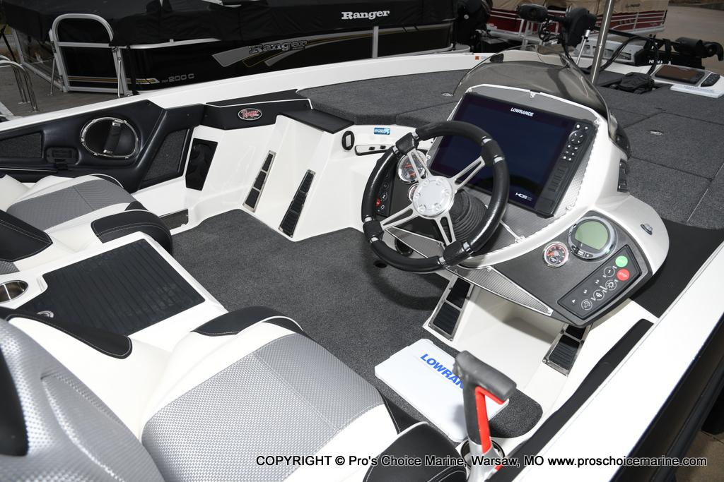 2020 Ranger Boats boat for sale, model of the boat is Z520C Ranger Cup Equipped & Image # 10 of 50