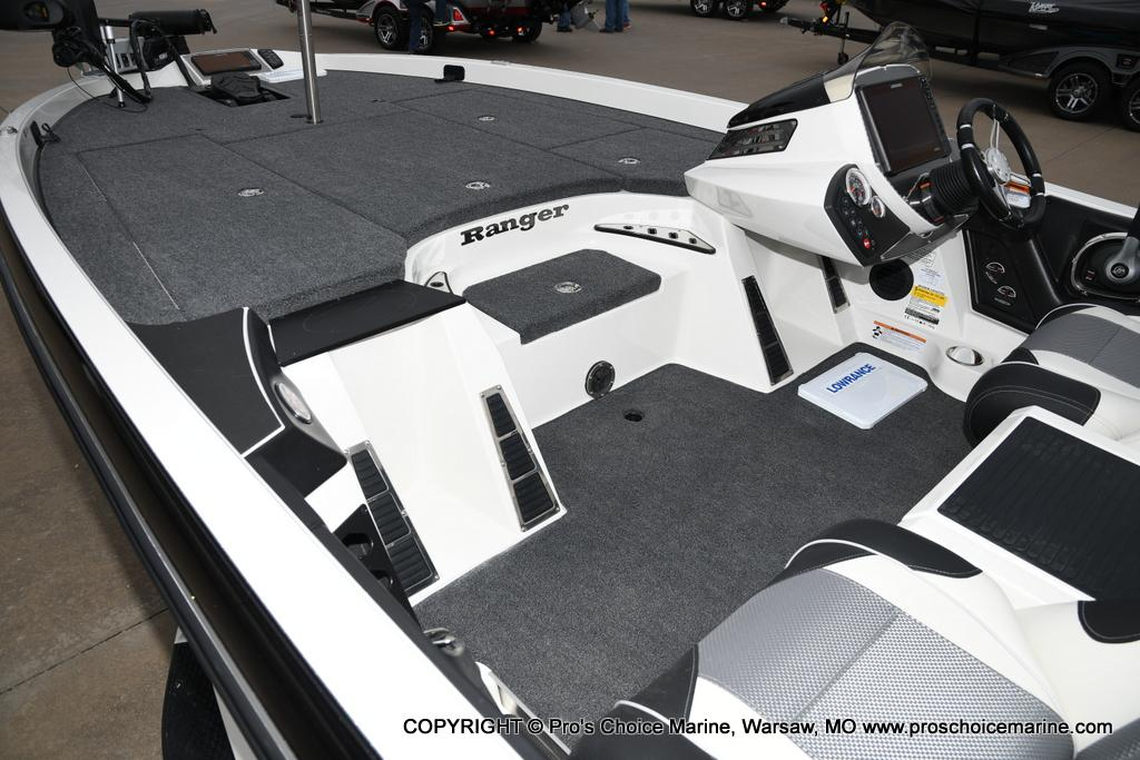 2020 Ranger Boats boat for sale, model of the boat is Z520C Ranger Cup Equipped & Image # 31 of 50