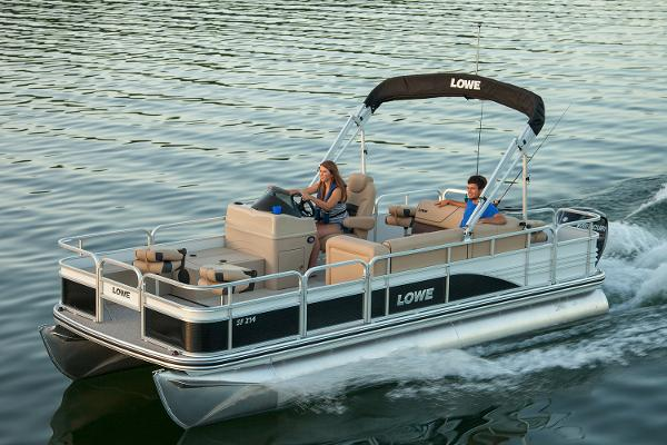 2017 Lowe boat for sale, model of the boat is SF214 Sport Fish & Image # 8 of 14
