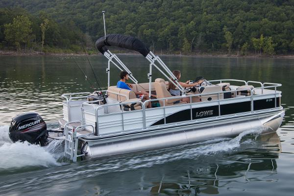 2017 Lowe boat for sale, model of the boat is SF214 Sport Fish & Image # 9 of 14