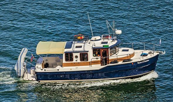 29 Ranger Tugs 2010 Gig Harbor | Denison Yacht Sales