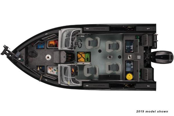 2020 Tracker Boats boat for sale, model of the boat is Targa V-19 WT Tournament Edition & Image # 7 of 35