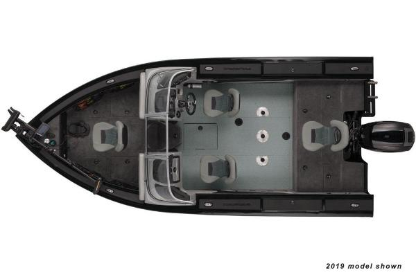 2020 Tracker Boats boat for sale, model of the boat is Targa V-19 WT Tournament Edition & Image # 8 of 35