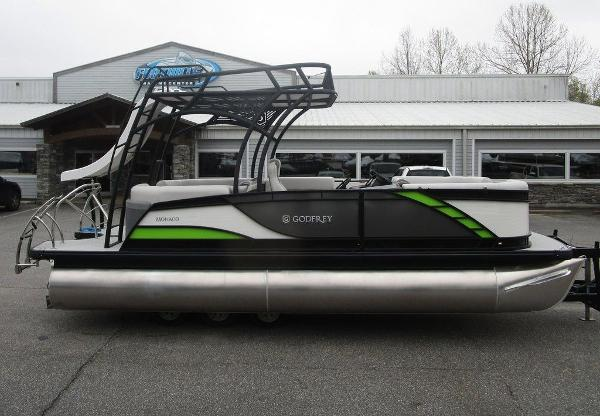 2020 GODFREY PONTOON MC 235 SD TT 27 for sale