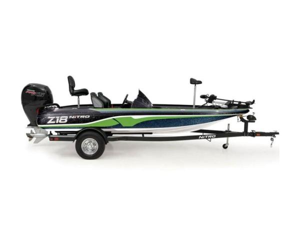 2020 Nitro boat for sale, model of the boat is Z18 Pro & Image # 4 of 39