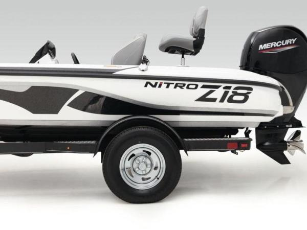 2020 Nitro boat for sale, model of the boat is Z18 Pro & Image # 37 of 39