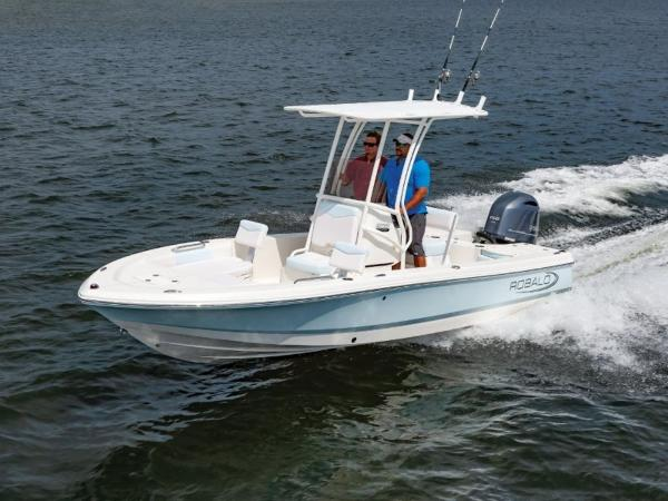 2020 Robalo boat for sale, model of the boat is 206 Cayman & Image # 3 of 24