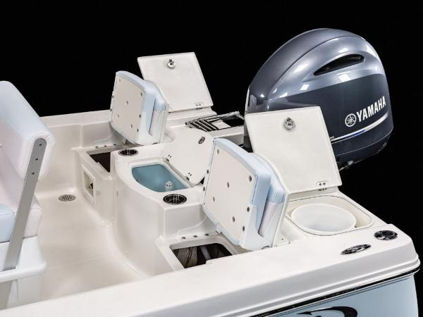 2020 Robalo boat for sale, model of the boat is 206 Cayman & Image # 10 of 24