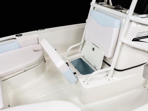 2020 Robalo boat for sale, model of the boat is 206 Cayman & Image # 11 of 24