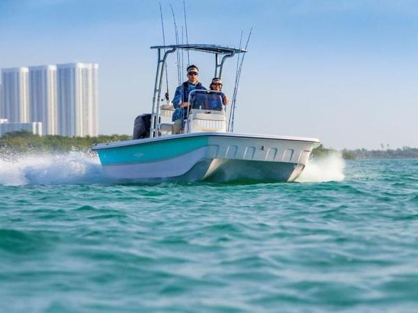 2020 Mako boat for sale, model of the boat is Pro Skiff 19 CC & Image # 3 of 35