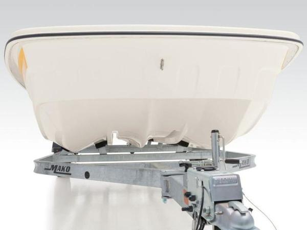 2020 Mako boat for sale, model of the boat is Pro Skiff 19 CC & Image # 6 of 35