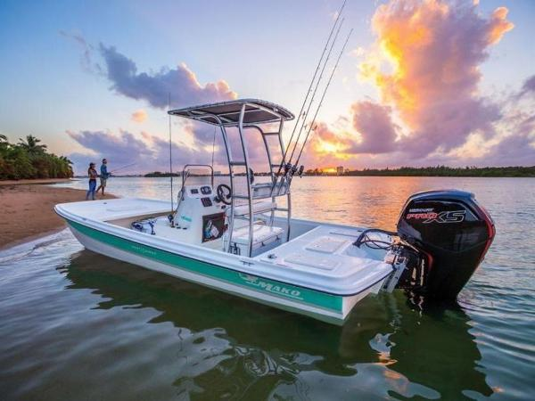2020 Mako boat for sale, model of the boat is Pro Skiff 19 CC & Image # 13 of 35