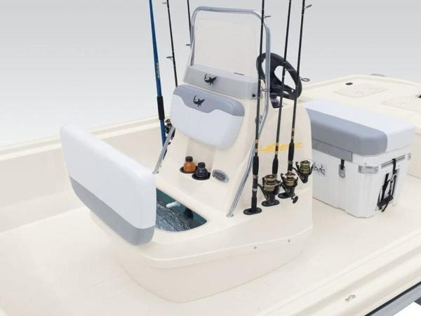 2020 Mako boat for sale, model of the boat is Pro Skiff 19 CC & Image # 19 of 35