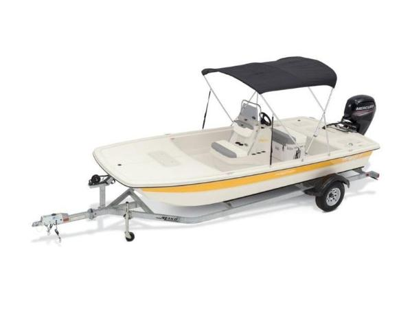2020 Mako boat for sale, model of the boat is Pro Skiff 19 CC & Image # 30 of 35