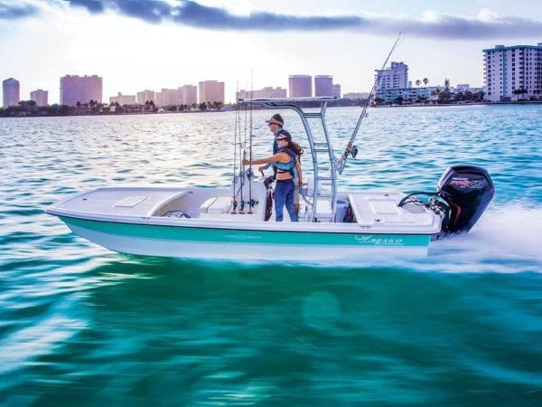 2020 Mako boat for sale, model of the boat is Pro Skiff 19 CC & Image # 1 of 35