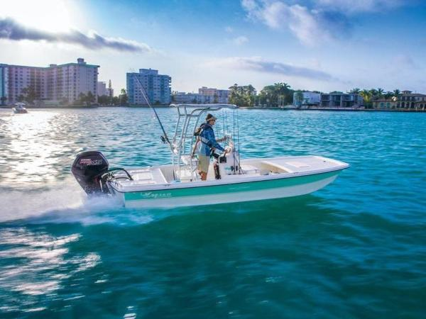 2020 Mako boat for sale, model of the boat is Pro Skiff 19 CC & Image # 34 of 35