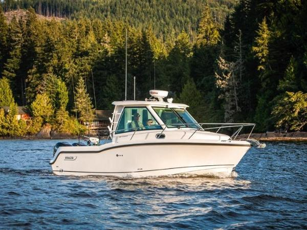 2020 Boston Whaler boat for sale, model of the boat is 285 Conquest Pilothouse & Image # 1 of 72