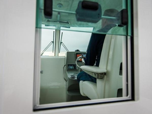 2020 Boston Whaler boat for sale, model of the boat is 285 Conquest Pilothouse & Image # 5 of 72