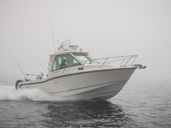 2020 Boston Whaler boat for sale, model of the boat is 285 Conquest Pilothouse & Image # 7 of 72