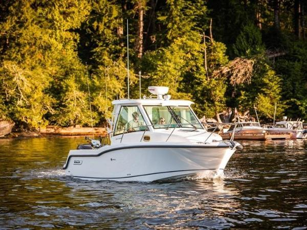 2020 Boston Whaler boat for sale, model of the boat is 285 Conquest Pilothouse & Image # 8 of 72