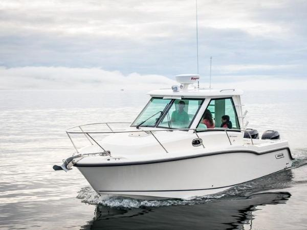 2020 Boston Whaler boat for sale, model of the boat is 285 Conquest Pilothouse & Image # 9 of 72