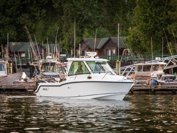 2020 Boston Whaler boat for sale, model of the boat is 285 Conquest Pilothouse & Image # 10 of 72