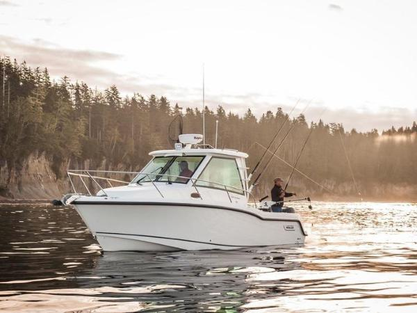 2020 Boston Whaler boat for sale, model of the boat is 285 Conquest Pilothouse & Image # 12 of 72