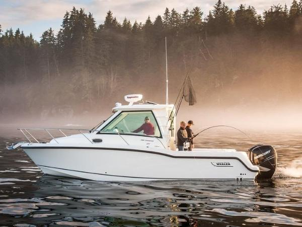 2020 Boston Whaler boat for sale, model of the boat is 285 Conquest Pilothouse & Image # 13 of 72