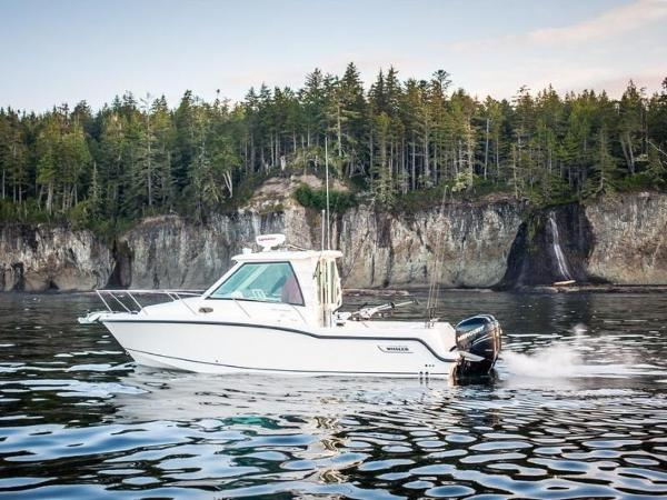 2020 Boston Whaler boat for sale, model of the boat is 285 Conquest Pilothouse & Image # 14 of 72