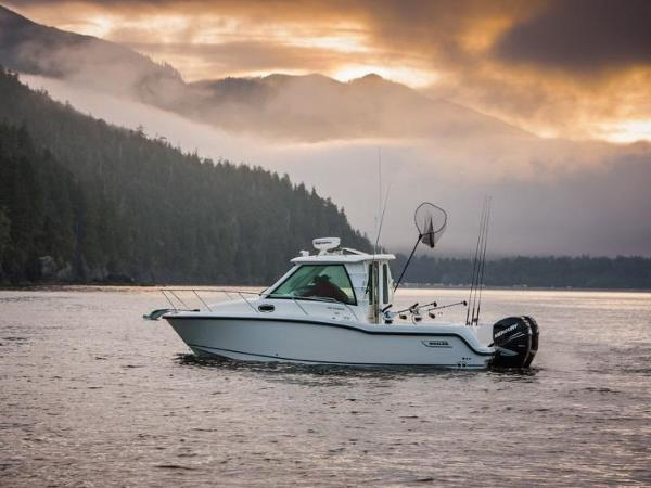 2020 Boston Whaler boat for sale, model of the boat is 285 Conquest Pilothouse & Image # 15 of 72