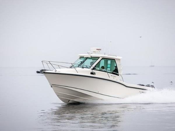 2020 Boston Whaler boat for sale, model of the boat is 285 Conquest Pilothouse & Image # 20 of 72