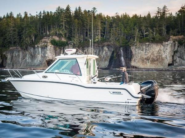 2020 Boston Whaler boat for sale, model of the boat is 285 Conquest Pilothouse & Image # 21 of 72